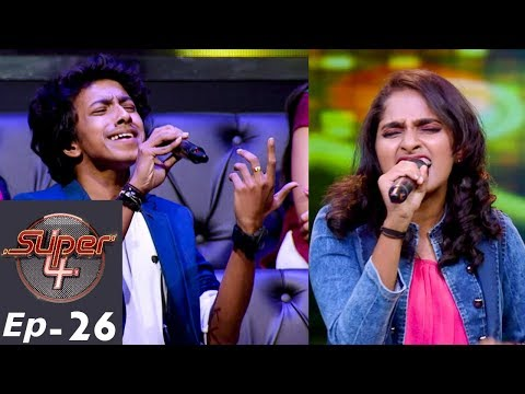 Super 4 I Ep 26 - Mesmerizing performances! I Mazhavil Manorama