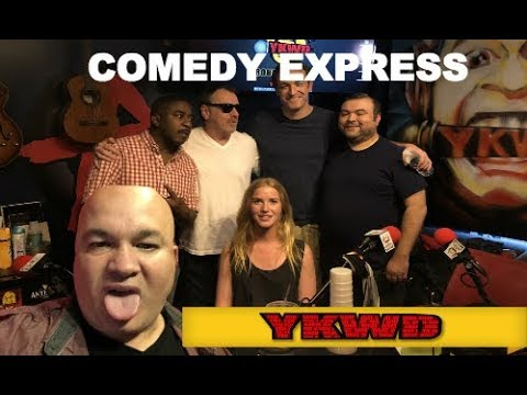 YKWD 235  Comedy Express COLIN QUINN, DAN SODER, KEITH ROBINSON