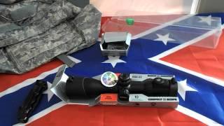 UTG 3 -12  x 44 scope