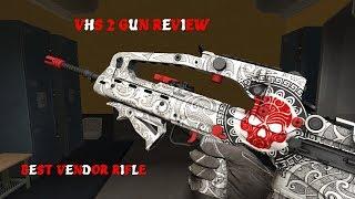 WARFACE - VHS-2 GUN REVIEW  - EXTRAORDINARY RIFLE !
