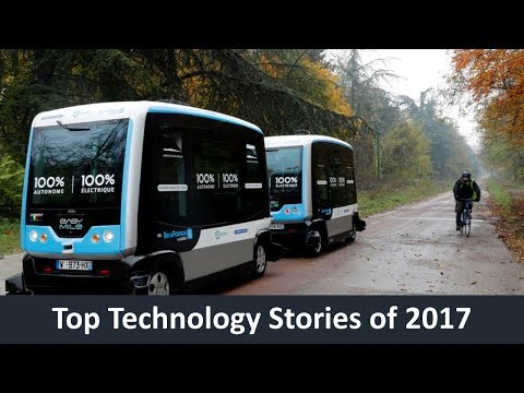 Learn English With VOA News - Top Technology Stories Of 2017
