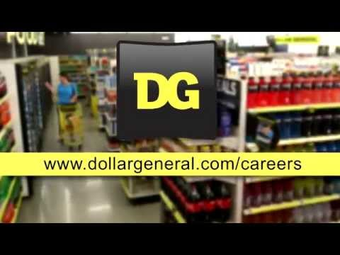 Now Hiring At Dollar General