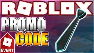 NEW *AWESOME* FREE ROBLOX PROMO CODE 2018!! (Neon Blue Tie)