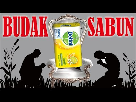 #DISS SOAPER ( BUDAK SABUN )