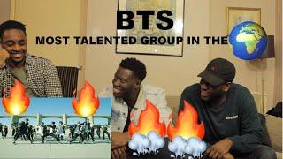 BTS (방탄소년단) 'ON' Kinetic Manifesto Film : Come Prima (BRITISH GUYS REACTION)