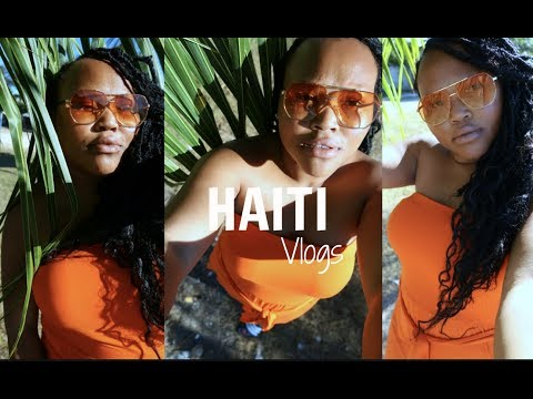 BEACH DAY I SO SAD LEAVING HAITI I TRAVEL VLOG