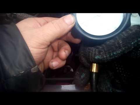 Давление масла двигателя КАММИНС в АВТОСЕРВИСЕ ФОТОН 96