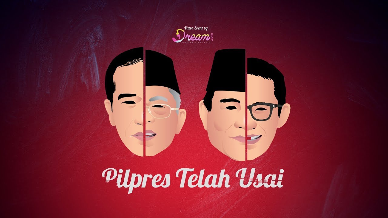 Pilpres Telah Usai (Jokowi & Prabowo)