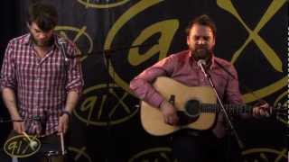 "Frightened Rabbit :: ""Backyard Skulls"" :: 91X X-Sessions"