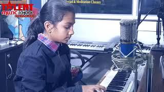 Mujhe Ishq Hai Tujhi Se on Keyboard By  Shreya Maheshwari