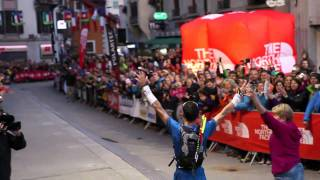 The Finish Line of The North Face® Ultra-Trail du Mont-Blanc® 2011