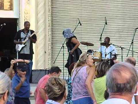stony b blues band