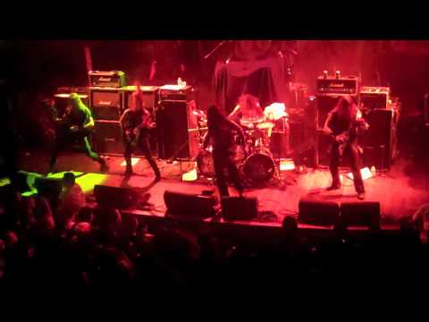 "Skeletonwitch - ""Within My Blood"" LIVE at the House of Blues 4.5.12"