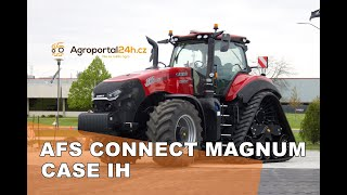 2020 tractor MAGNUM AFS Connect CASE IH | USA trip