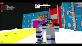 ROBLOX-agugero on the wall,COMEDIA