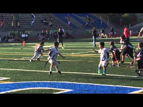 2015 Colts NFL Flag Football (Andrew