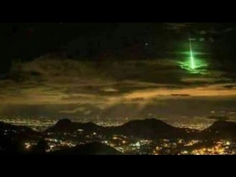 URGENTE I ILUMINA Extraña Luz el Cielo de Tijuana en Baja California. #InsólitaExperiencia