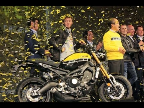 2016 NEW YAMAHA XSR900 SCRAMBLER In EICMA 2015