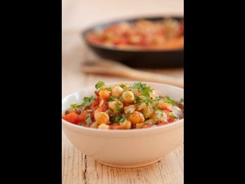 Punjabi Chole (Chickpea Gravy) from YouTube · Duration:  12 minutes 2 seconds