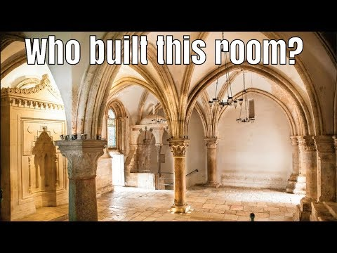 Mysterious Room Built During the Crusades - The Cenacle