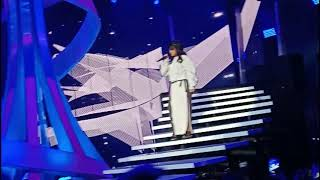 EXCLUSIVE, HANIN DHIYA FT CHRISTOPHER - HEARTBEAT ( LIVE AT SCTV AWARDS 2018 )