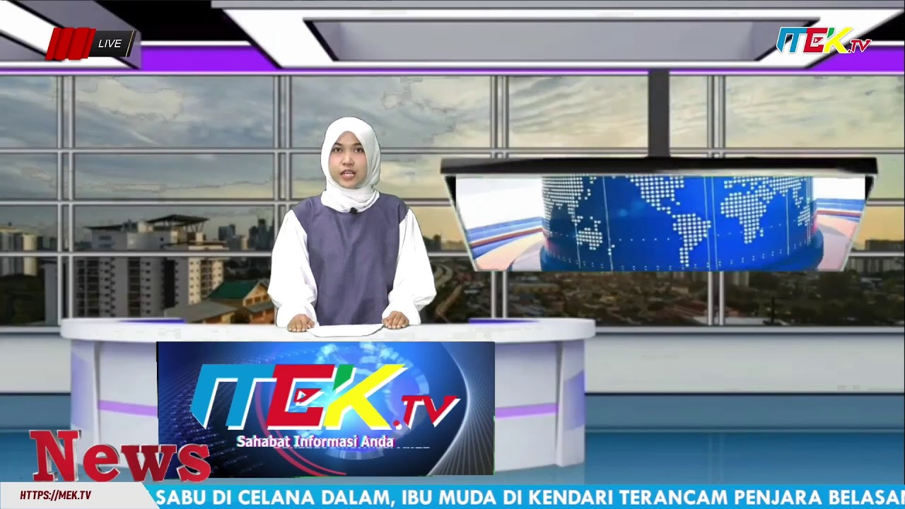 (Live) SEPUTAR SULTRA 28 April 2021