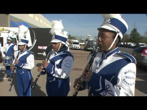 FOX 2 9AM MCCLEUR SOUTH MARCHING BAND FERGUSON YOUTH INITIATIVE