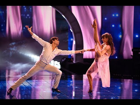 DNA - Denys & Antonina performing Contemporary Rumba on NBC's World of Dance Cut Round
