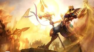 Liên minh huyền thoại - Hình nền động tướng  Azir