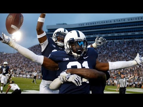 Penn State Survives Upset from Appalachian State - A Game to Remember