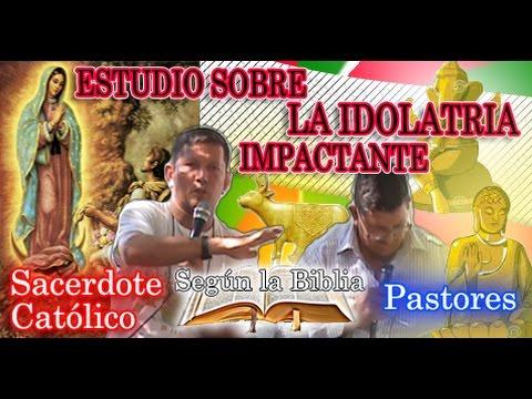 Impresionante!!! Parte 3 Encuentro Ecuménico Pastores vs Sacerdote (Tema: La Imágenes) 20-12-2016