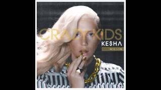 Ke$ha - Crazy Kids ft. Will.I.Am (Audio)