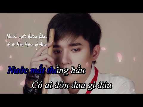 Karaoke Thằng Hầu - Nhật Phong ( Beat Gốc ) Tone Nam