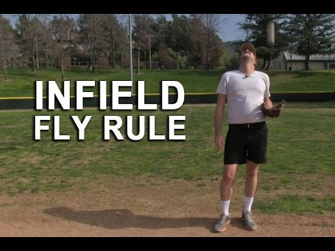 Baseball Wisdom - Infield Fly Rule With Kent Murphy