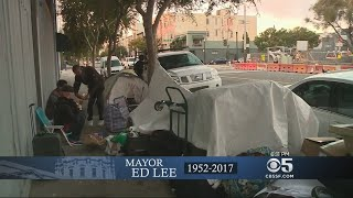 Mayor Ed Lee Leaves Behind Legacy Characterized By Economic Boom, Problems With Homelessness