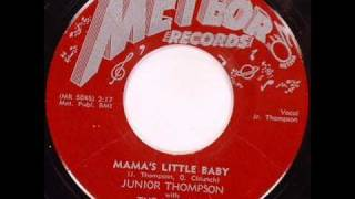 Junior Thompson-Mama´s Little baby