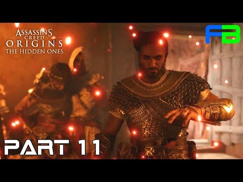 No Chains Too Thick - Assassin's Creed: Origins - The Hidden Ones Gameplay Walkthrough: Part 11