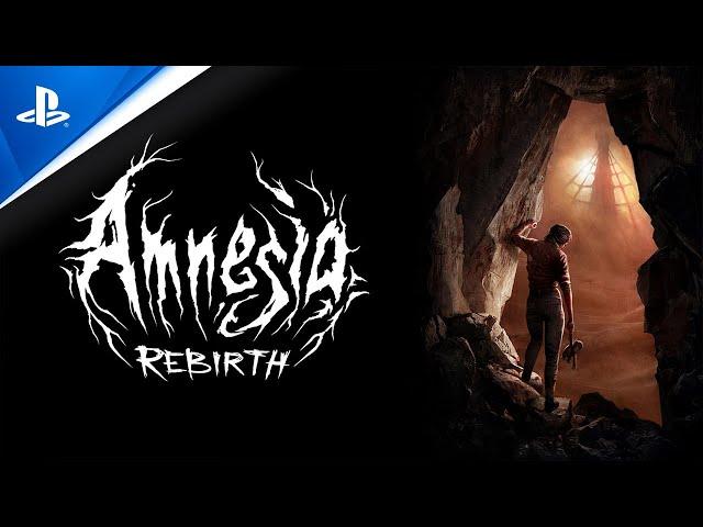 Amnesia: Rebirth - Release Date Reveal Trailer | PS4
