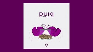 duki   hello cotto  audio oficial