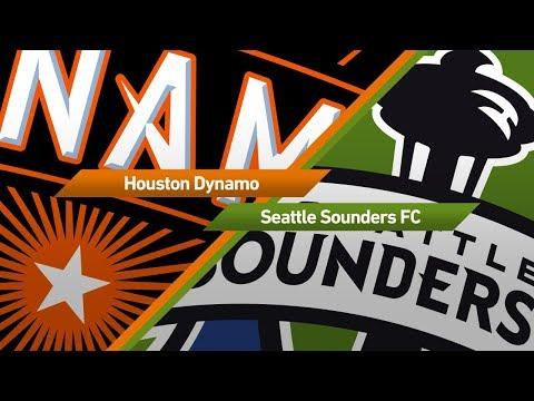 Highlights: Houston Dynamo vs. Seattle Sounders FC | November 21, 2017