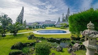 Tropical Waterfront Estate in Hana, Hawaii