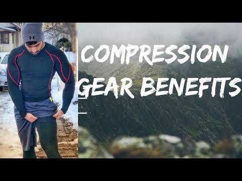 Health Benefits Of Wearing Compression Gear