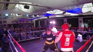 Ultra White Collar Boxing Halifax   Fight 8