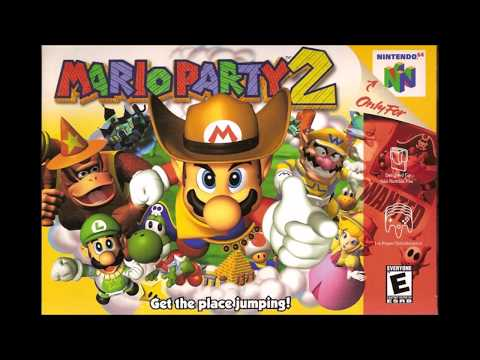 Mario Party 2 - Complete Soundtrack [FULL OST]