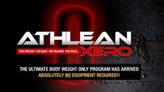 ATHLEAN XERO - Bodyweight Only Workout Program