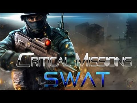 Critical Missions SWAT - iPhone & iPad Gameplay Video