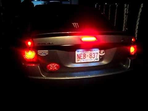 2007 Chevy Malibu With Hyper Flash Rear Leds Hid S And Led Lic Plate Lights