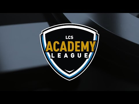 C9A vs. 100A - Week 1 Game 2 | Academy Spring Split | Cloud9 Academy vs. 100 Thieves Academy (2019)