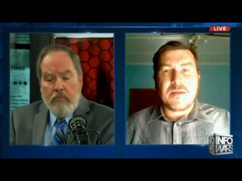 Simon Roche with David Knight on Infowars