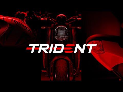 New Triumph Trident 660